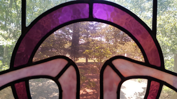 Stained Glass View Charissa Menefee