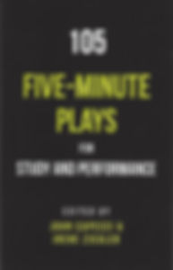 105 Five-Minute Plays, front cover.jpg