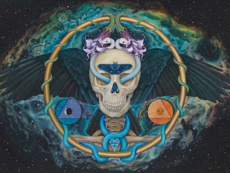 ~ Samhain/Scorpio New Moon/Mercury Retrograde Energies ~