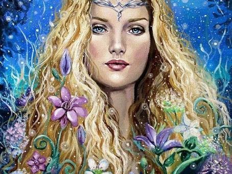 ~ Spring  Equinox/Libra Full Moon ~