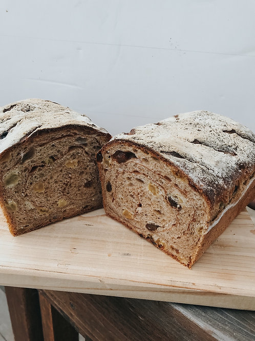 Cinnamon-Swirl Raisin Loaf (Weekend Only)