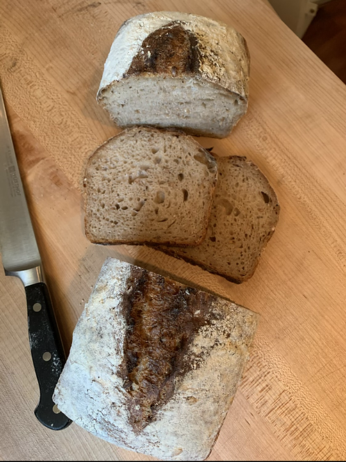 Sprouted Spelt Loaf