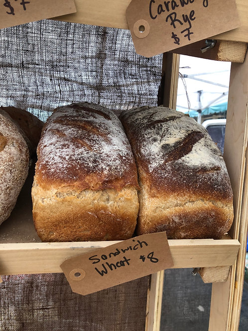 Honey Wheat Loafer