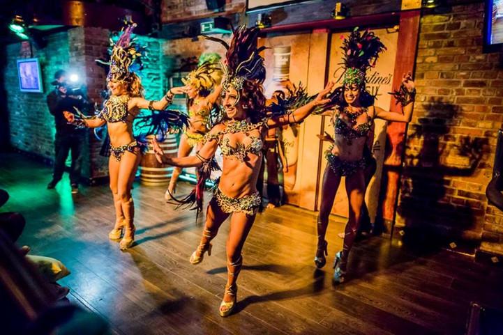 Samba Brazylijska