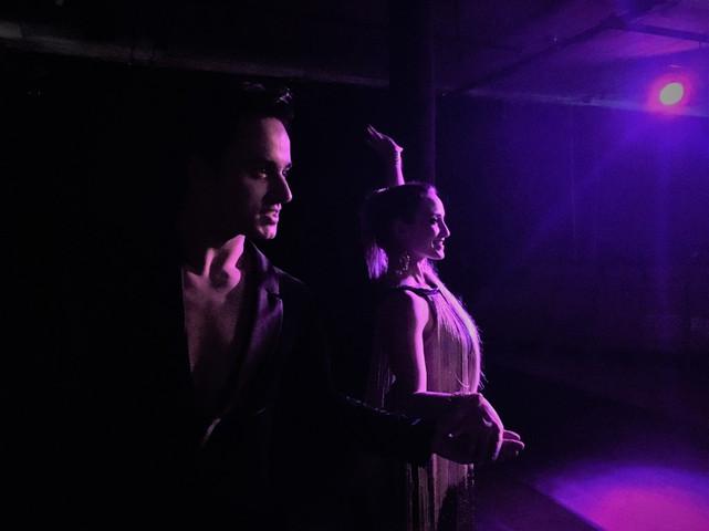 Taniec towarzyski w parze