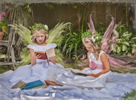 A Storybook Photoshoot