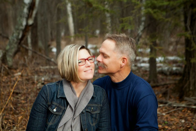 Val and Doug. A Couples Portrait Session