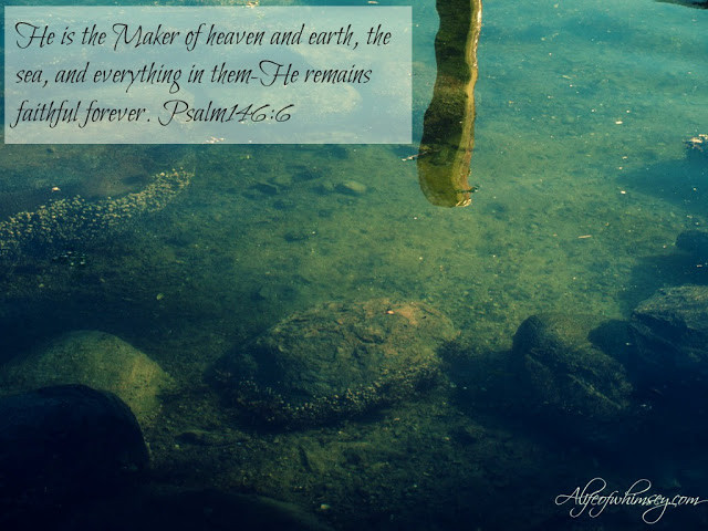 Psalm 146:6 niv