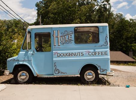 Hole Doughnut Shop, Asheville, North Carolina