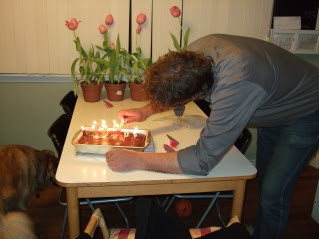 Henry's birthday.