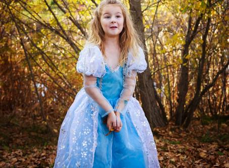 A Joyful Princess