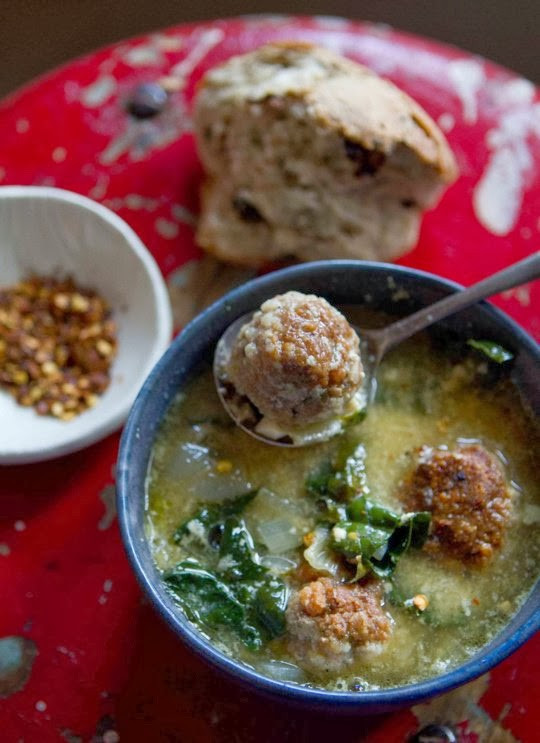 A Twist on the Traditional Sunday Soup