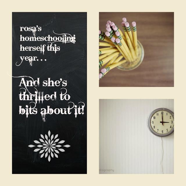 homeschool collage