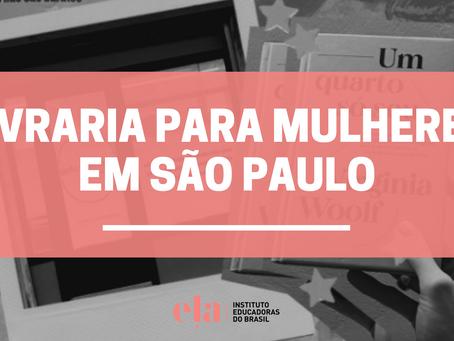 Livraria para Mulheres em São Paulo
