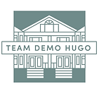 Team Demo Hugo | Where the House Was logo