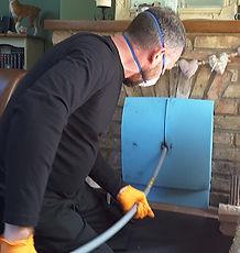 Graham Flood The Chimney Sweep