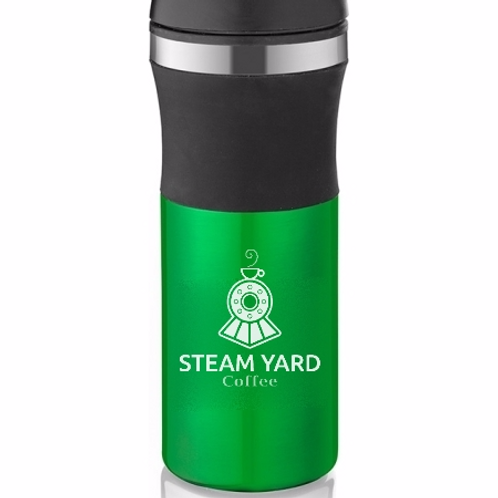 Tundra Travel Mug - Green