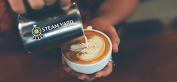 Steam Yard Signature Latte