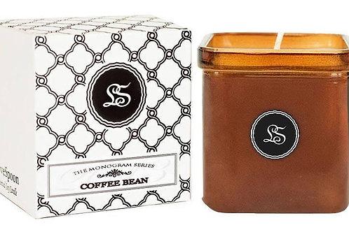 Coffee Bean Soy Luxury Candle - Medium