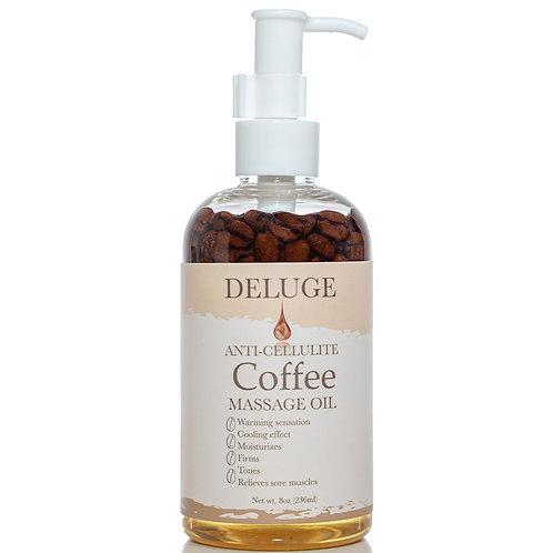 Deluge Cosmetics - Massage Oil for Sore Muscles