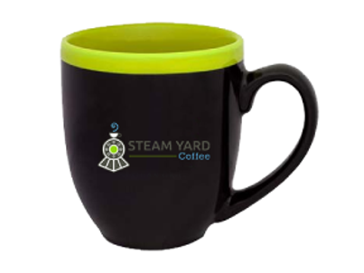 Steam Yard 16oz Mug