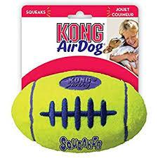 Kong Air Dog en forme de ballon de rugby