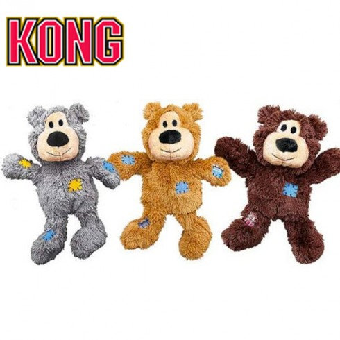 Ourson KONG Wild Knots