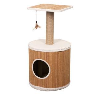 Arbre à chat - Griffoir FLAMINGO Bamboo