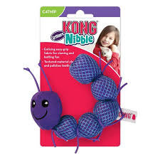 Chenille KONG Nibble Critters