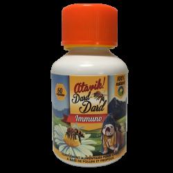 Dard-Dard Immuno Dermatopour chien - flacon de 60 capsules