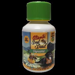 Dard-dard Dynamo pour chien - flacon de 60 capsules