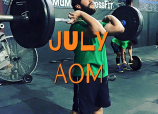 July Athlete of the Month: Gabe