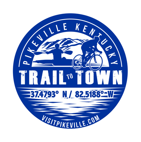 Pikeville Trail Town Logo