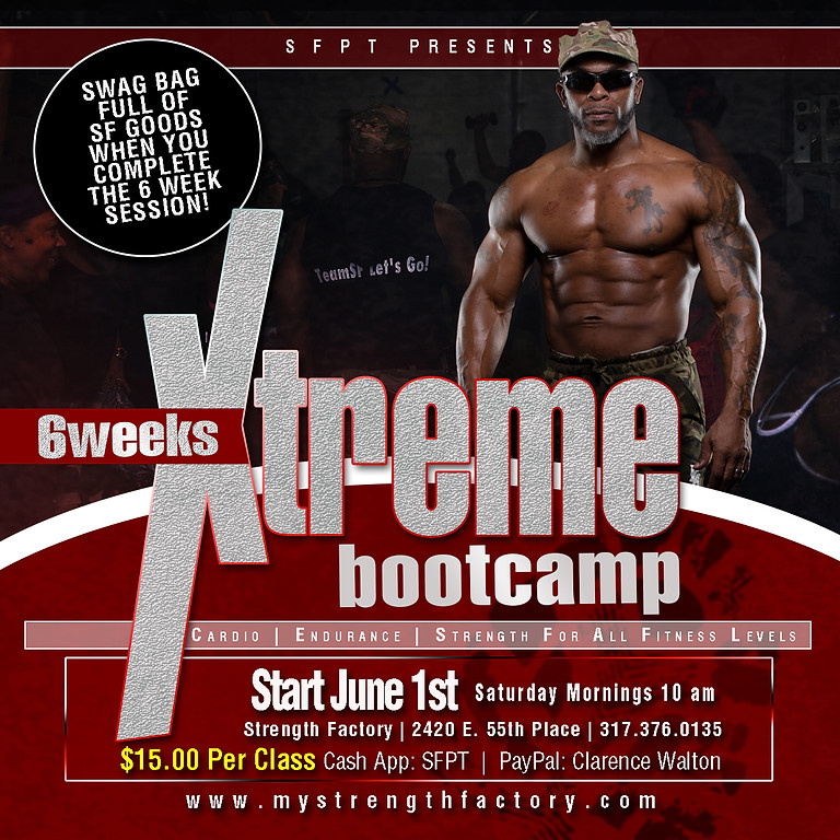 Extreme Boot Camp