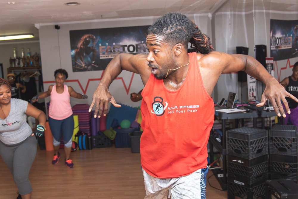 H.Y.P Fitness Aerobic Class