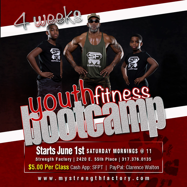 Youth Fitness Boot Camp