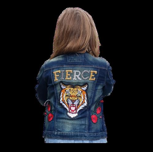 Fierce Child Denim Jacket