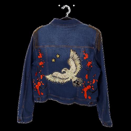 Eagle Rising Denim Jacket
