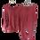 Thumbnail: Mauve Dragonfly Sweatsuit Set