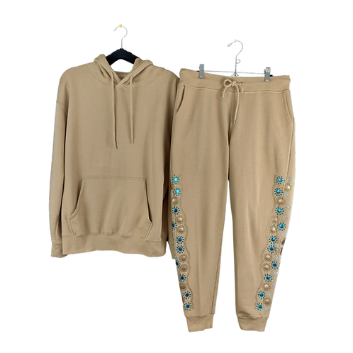 Crown Royal Sweatsuit Set