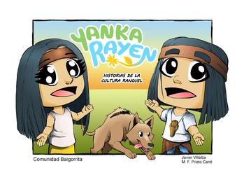 Yanka Rayen: historias de la cultura ranquel