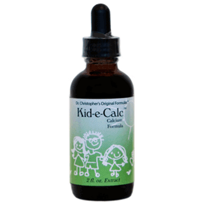 Dr. Christopher's Kid-E-Calc - 2 oz. glycerin extract