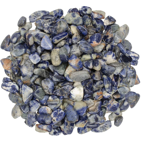 Sodalite - small polished stones - single or sets