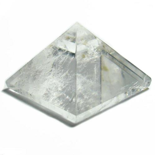 """Quartz Pyramid - 0.75"""""""