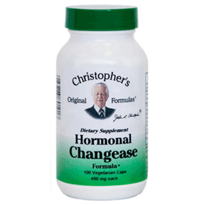 Dr. Christopher's Hormonal Changease Formula - 100 capsules