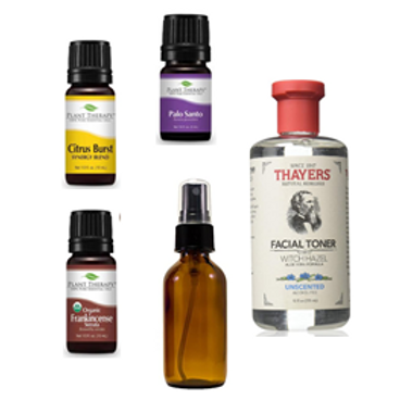 Home Energy Clearing Kit - Essential Oils only