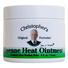 Dr. Christopher's Cayenne Heat Ointment