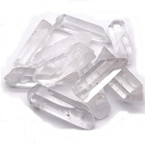 Clear Quartz - medium points - single or sets