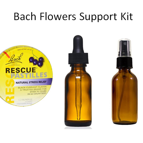 Bach Flower Support Kit