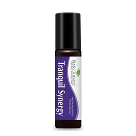 Tranquil Synergy Blend Essential Oil Roll-on from Plant Therapy - 10ml